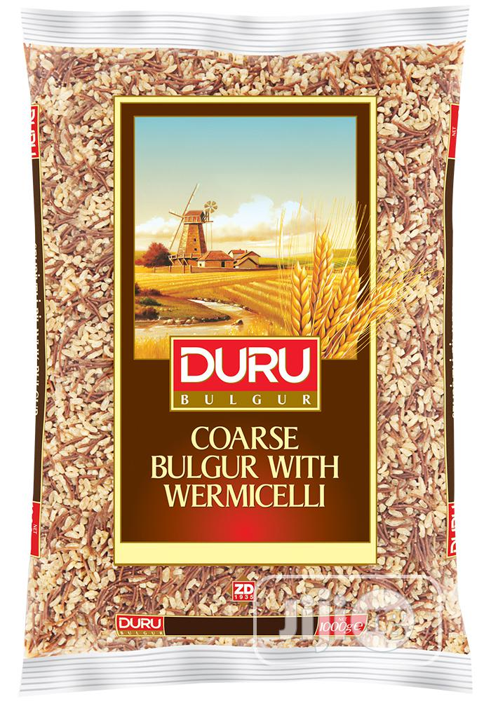 DURU BULGUR Wheat Wermicelli