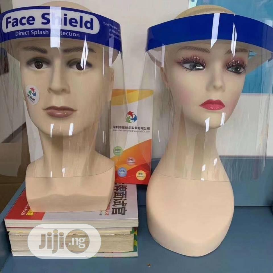 Face Shield Protect Face From Direct Contact Or Splash Retail & Wholes