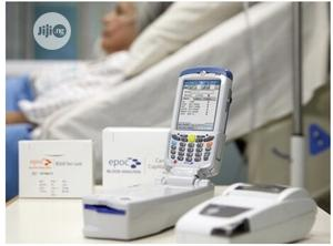 Epoc Blood Gas Analyzer ( Complete Set) | Medical Supplies & Equipment for sale in Lagos State, Ojo