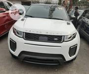 Land Rover Range Rover Evoque 2016 White | Cars for sale in Lagos State, Amuwo-Odofin