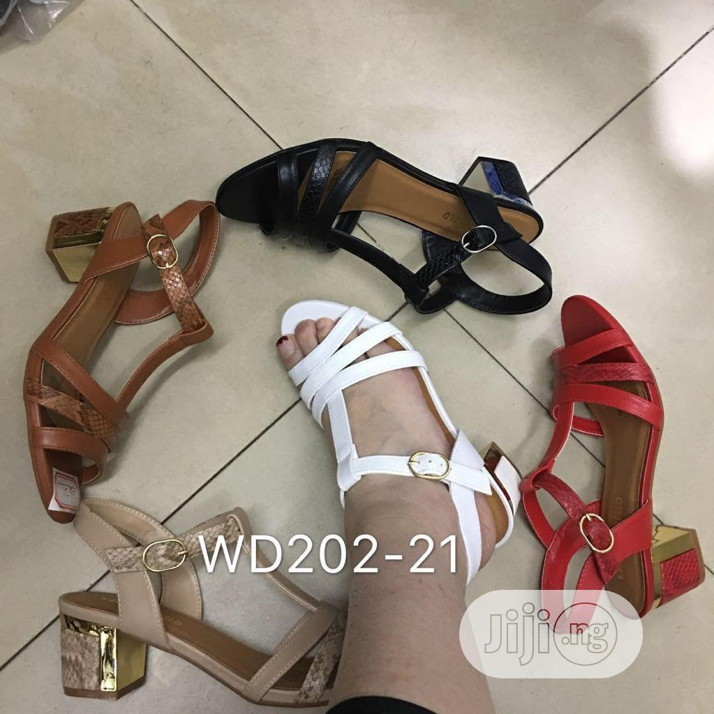 Durable And Beautiful Sandals   Shoes for sale in Ikeja, Lagos State, Nigeria