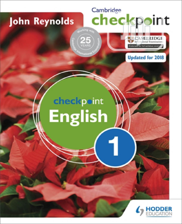 Cambridge Checkpoint English Student's Book 1 John Reynolds