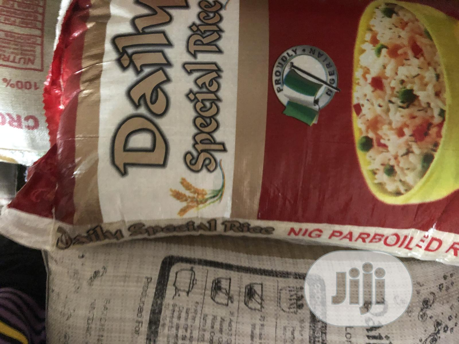 50KG Daily Special Rice | Meals & Drinks for sale in Ipaja, Lagos State, Nigeria