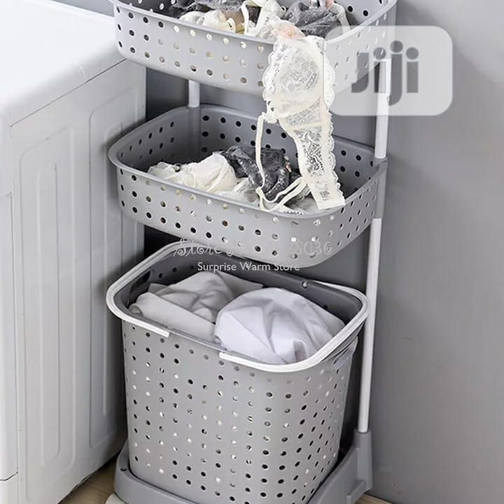 Nirdic Laundry Basket