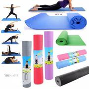 Yoga Mat For Exercise   Sports Equipment for sale in Lagos State, Lagos Island