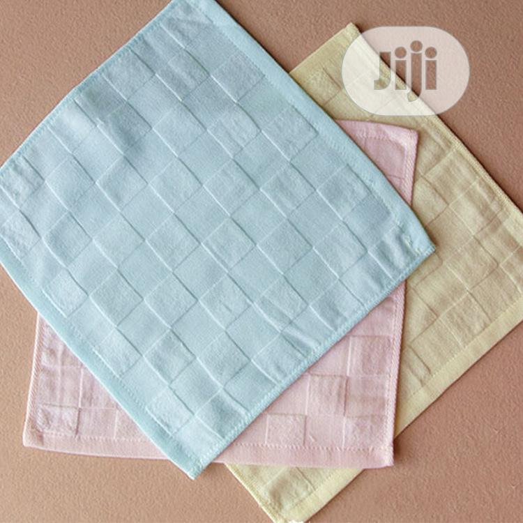 30cm By 30cm Absorbent Baby Washcloth | Maternity & Pregnancy for sale in Surulere, Lagos State, Nigeria