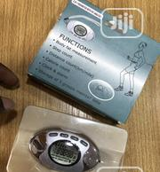 2 In 1 Pedometer With Fat Analyzer | Sports Equipment for sale in Kano State, Gabasawa
