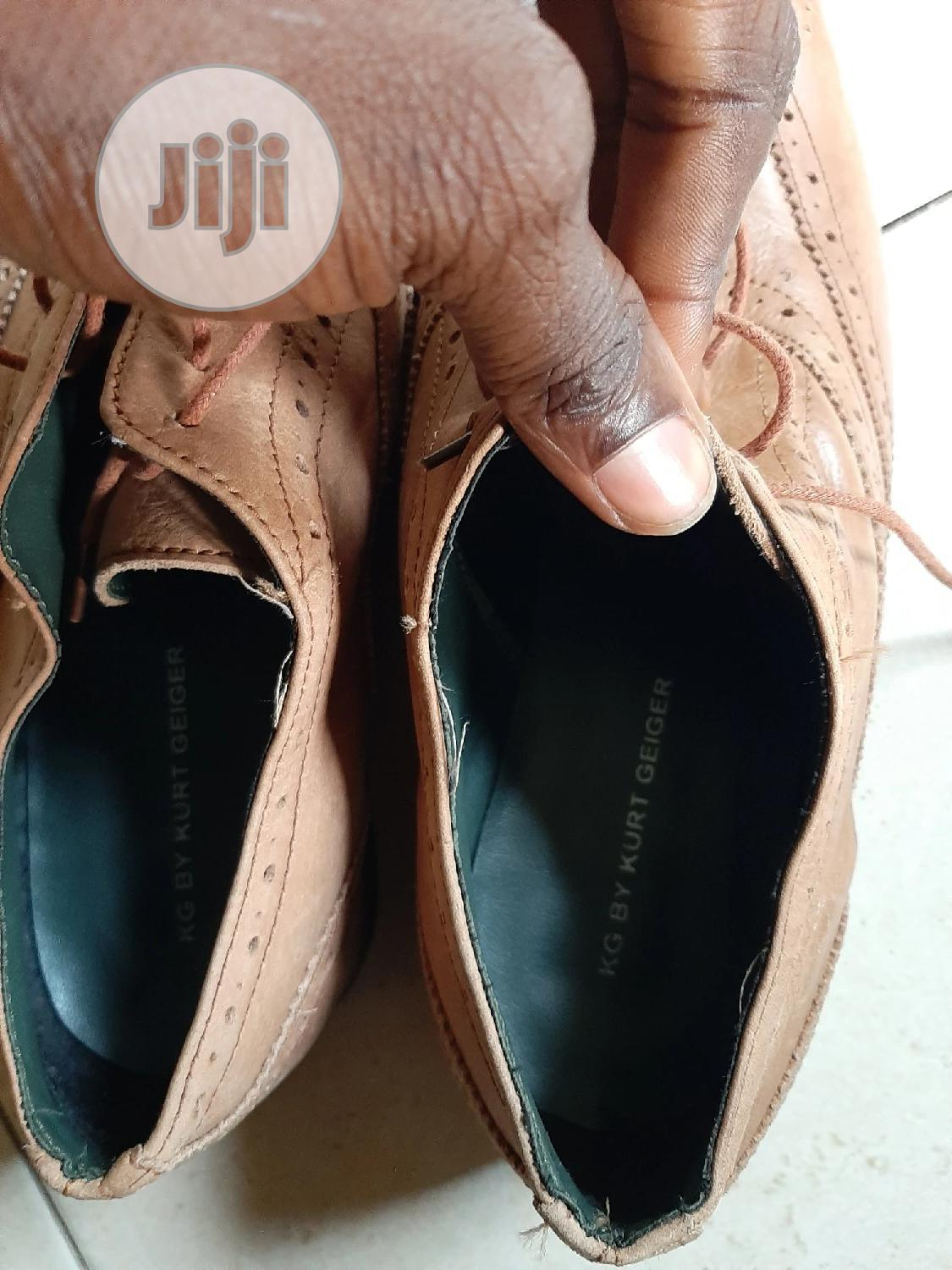 Kg By Kurt Geiger Brogues | Shoes for sale in Gwagwalada, Abuja (FCT) State, Nigeria