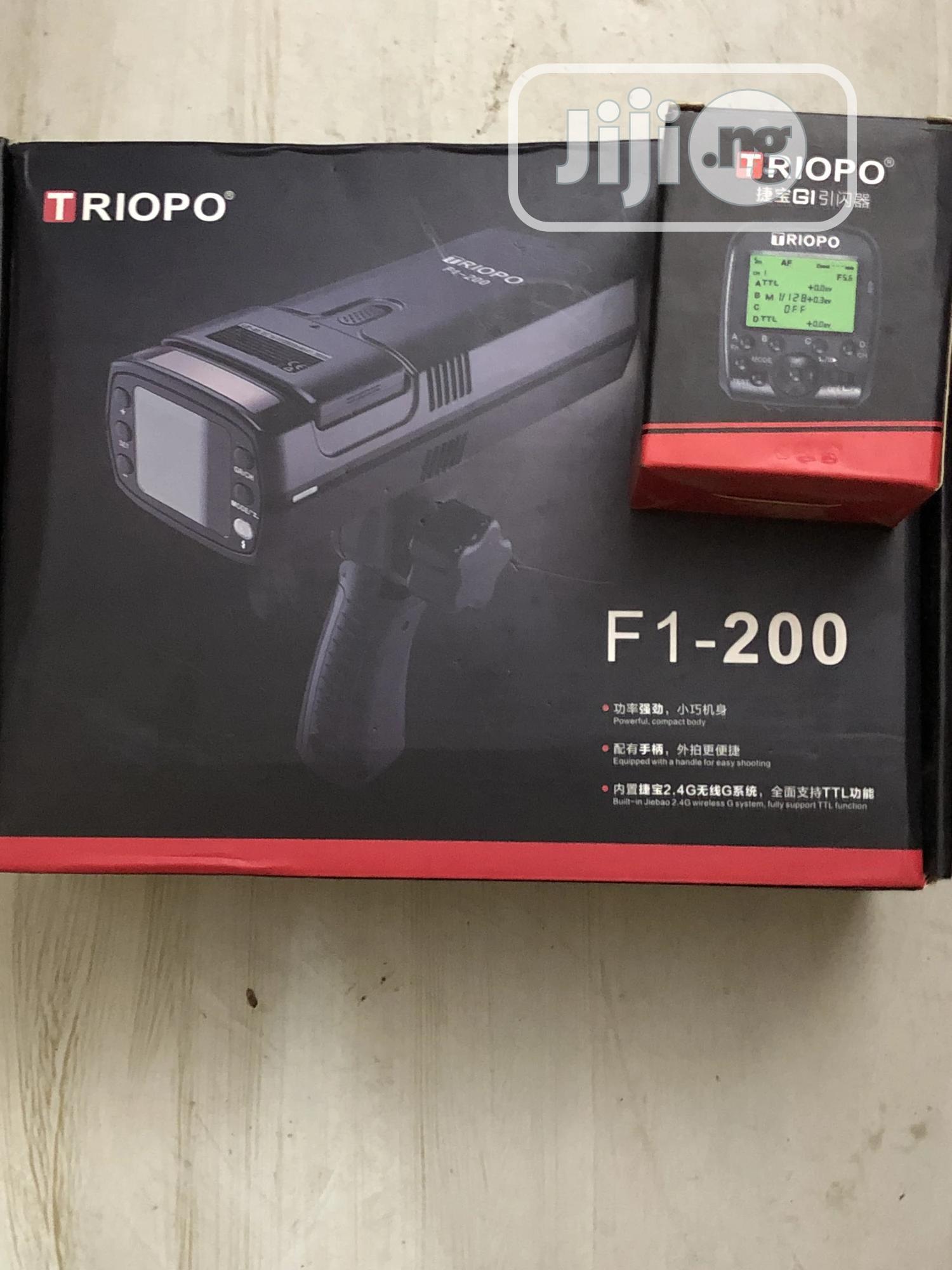 Triopo F1-200 Light
