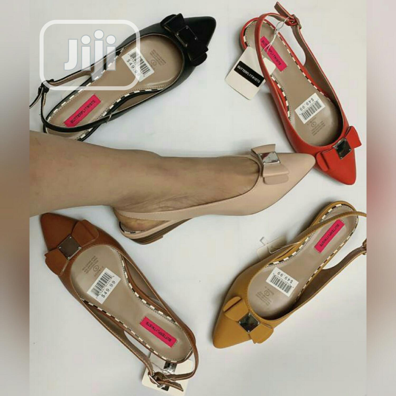 Tovivans Classy Flat Pumps | Shoes for sale in Ikeja, Lagos State, Nigeria