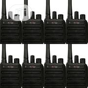 Mstar Professional FM Intercom Two Way Radio ( 8 Pieces ) | Audio & Music Equipment for sale in Lagos State, Ikeja