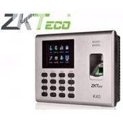 ZKT Kteco K40 Fingerprint Time Attendance System With Access Control   Safety Equipment for sale in Lagos State, Ikeja