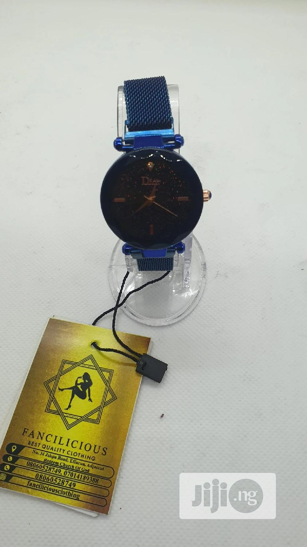 Archive: Dior Wristwatches