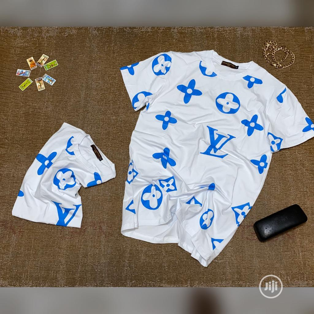 Authentic LV T-Shirts | Clothing for sale in Alimosho, Lagos State, Nigeria