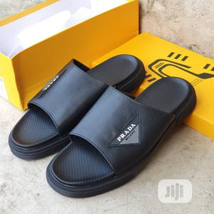 Original Italian PRADA Palm   Shoes for sale in Lagos State, Surulere
