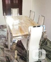Marble Dining Exotic Quality Table | Furniture for sale in Lagos State, Ajah
