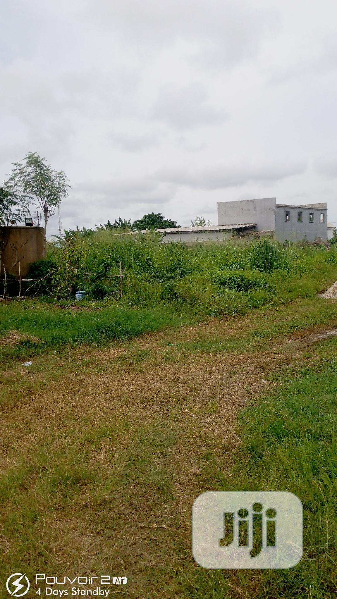2 Plots of Land With Cofo Available for Sale at Eputu Tarred Road.
