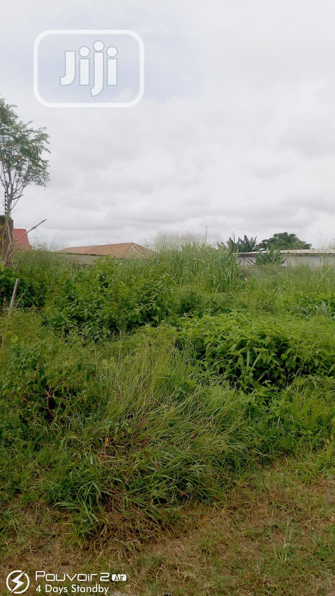 2 Plots of Land With Cofo Available for Sale at Eputu Tarred Road.   Land & Plots For Sale for sale in Ibeju, Lagos State, Nigeria