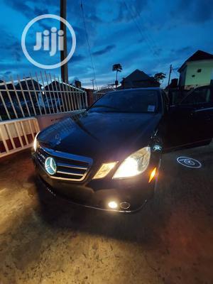 Mercedes-Benz E350 2010 Black | Cars for sale in Enugu State, Enugu