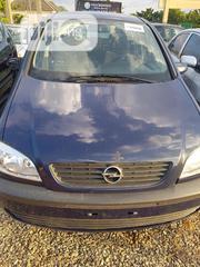 Opel Zafira 2002 Blue   Cars for sale in Abuja (FCT) State, Gwarinpa