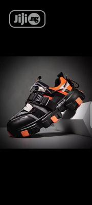 Adidas Check Sneakers | Shoes for sale in Lagos State, Surulere