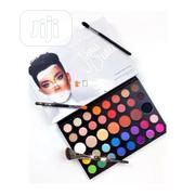 Morphe Eyeshadow Morphe X James Charles 39 Color Eye Shadow Pallet | Makeup for sale in Lagos State, Lagos Island