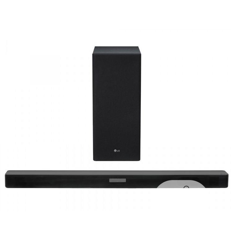 New LG SK5 Sound Bar 2.1ch Wireless Subwoofer 360watts 2years Warranty