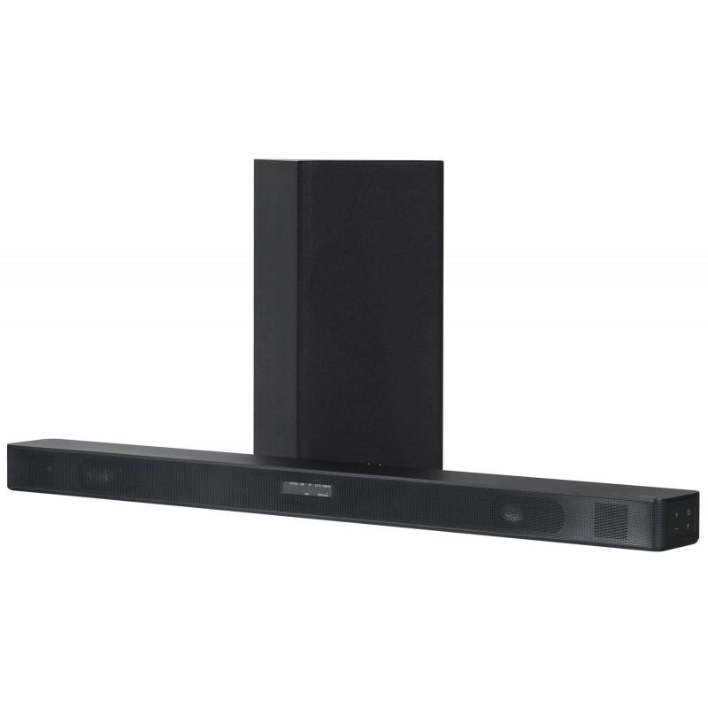 New LG SK5 Sound Bar 2.1ch Wireless Subwoofer 360watts 2years Warranty | Audio & Music Equipment for sale in Ojo, Lagos State, Nigeria
