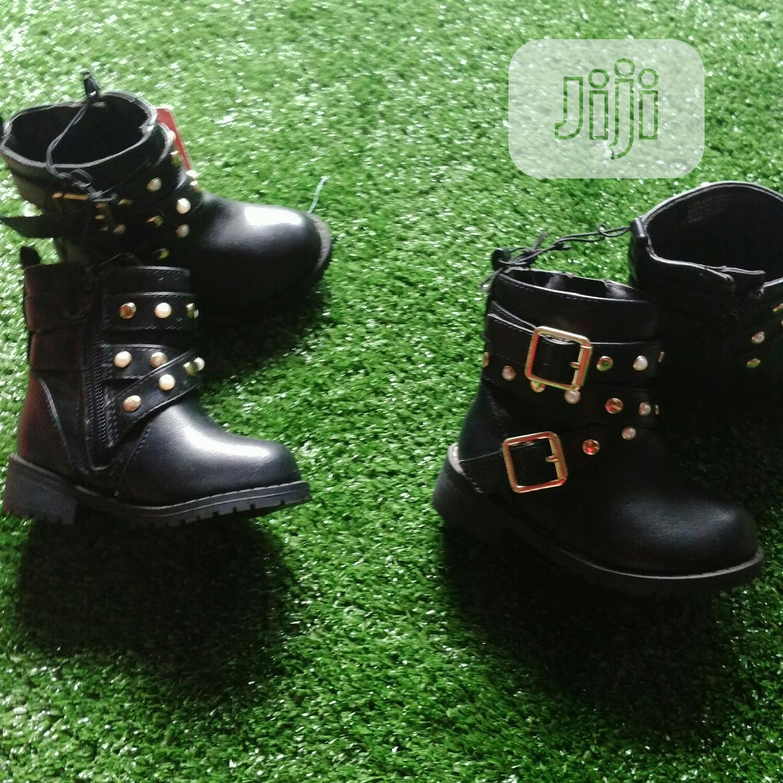Matalan UK Little Girl Ankle Boot