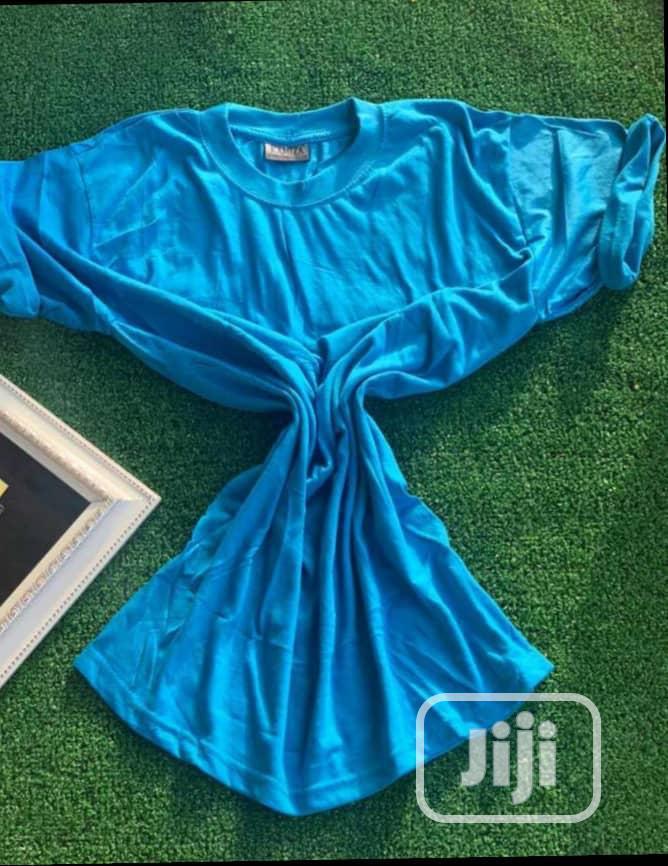 Buy 10 Plain Shirt Tee | Clothing for sale in Ikotun/Igando, Lagos State, Nigeria