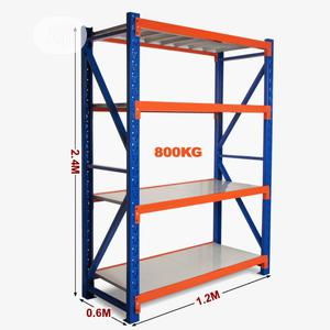 Heavy Duty Shelving Unit | Store Equipment for sale in Lagos State, Yaba