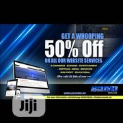 All Website Services | Computer & IT Services for sale in Lagos State, Alimosho