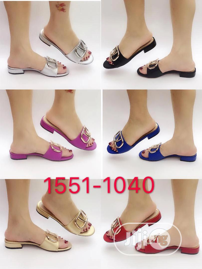 High Quality Women's Flat Slippers | Shoes for sale in Ojo, Lagos State, Nigeria