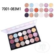Miss Rose 18 Colors Eyeshadow Palette Beauty Makeup Matte Cosmetic 1# | Makeup for sale in Lagos State, Lagos Island