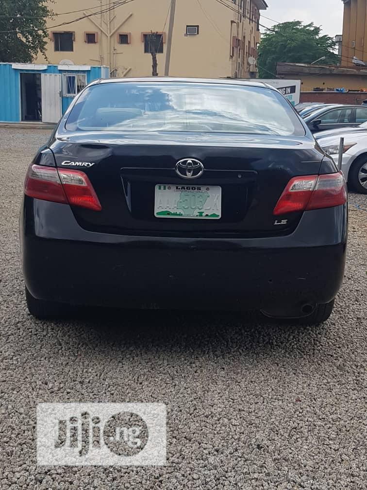 Toyota Camry 2007 Gray | Cars for sale in Garki 2, Abuja (FCT) State, Nigeria