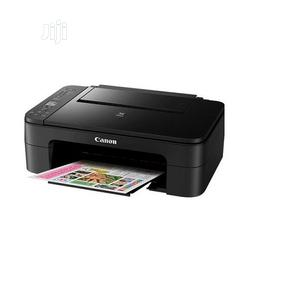 Canon Pixma TS3140 AIO Wireless Printer Print, Scan & Copy   Printers & Scanners for sale in Lagos State, Ikeja