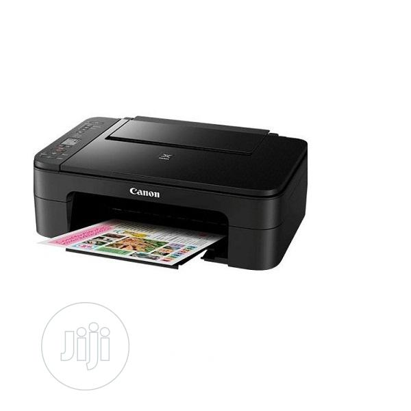 Canon Pixma TS3140 AIO Wireless Printer Print, Scan & Copy