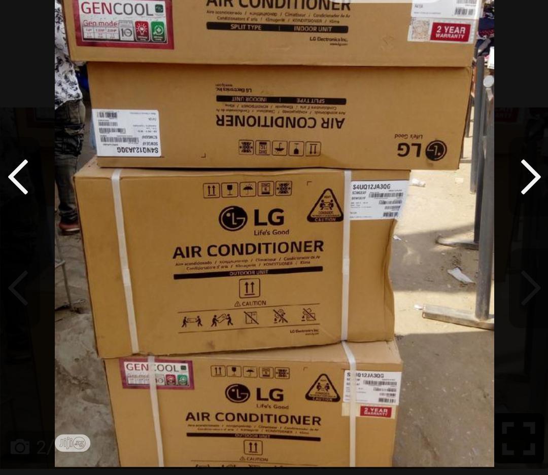LG Inverter Air Conditioner 1.5hp