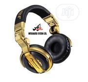 Pioneer DJ Headphone Gold & Silver | Headphones for sale in Lagos State, Ikeja