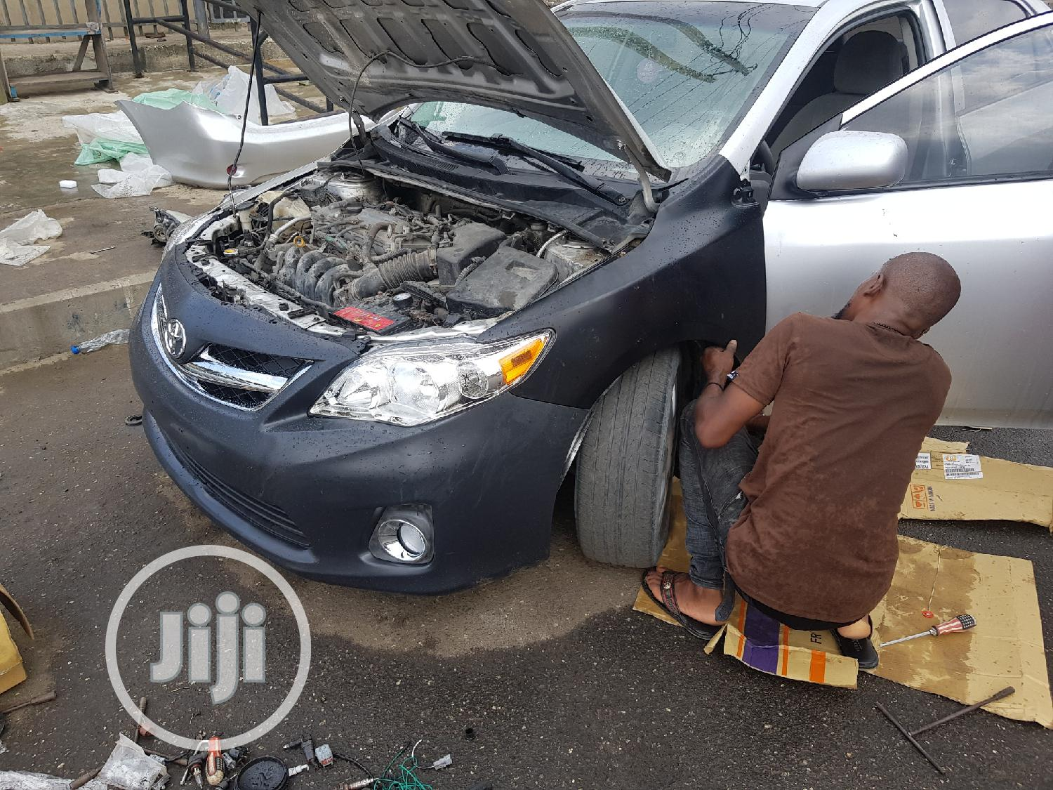 Upgrade Your Toyota Corolla 2008 To 2012 Model