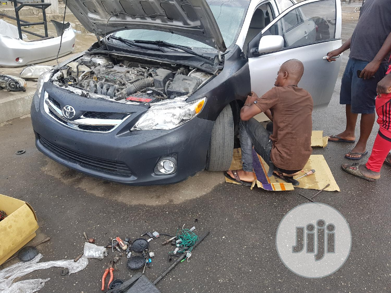 Upgrade Your Toyota Corolla 2008 To 2012 Model | Automotive Services for sale in Mushin, Lagos State, Nigeria