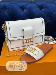 Louis Vuitton Bag and Slipper | Bags for sale in Abuja (FCT) State, Central Business Dis