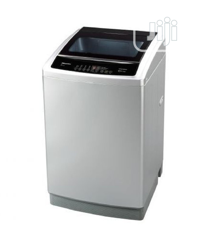 Hisense 8kg Automatic Top Load Smart Washing Machine WTS802
