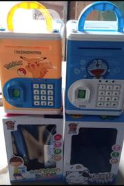 Finger Print Lock Piggy Bank | Babies & Kids Accessories for sale in Lagos State, Lagos Island