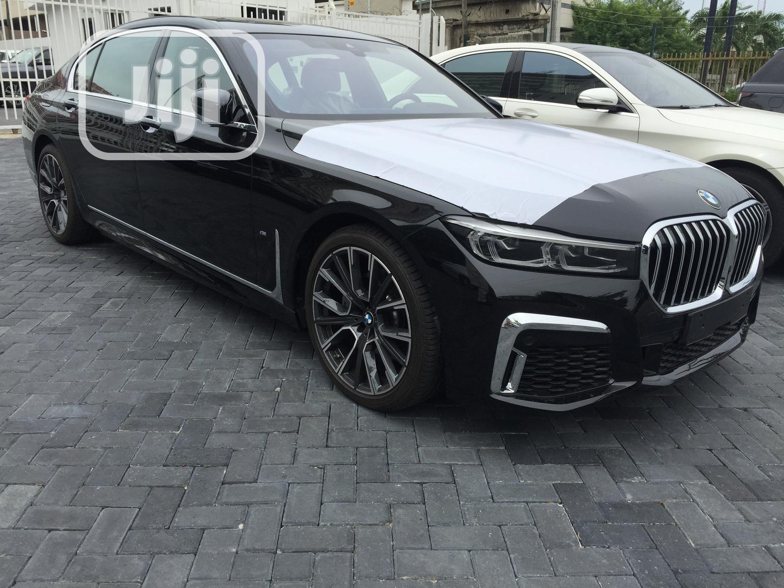 New Bmw 7 Series 2020 Black In Victoria Island Cars Lanshi Global Limited Jiji Ng