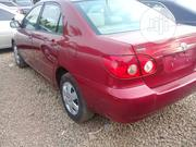 Toyota Corolla LE 2005 Red | Cars for sale in Abuja (FCT) State, Garki 1