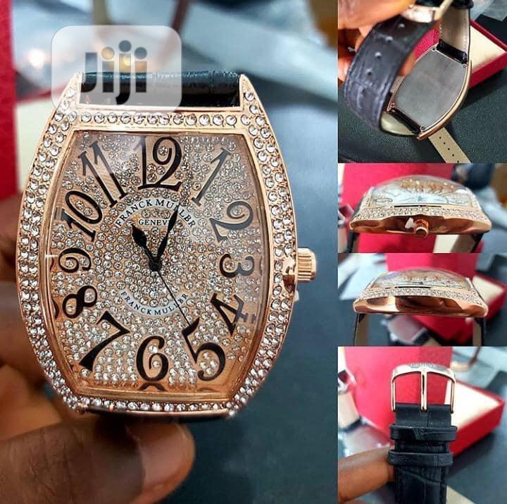 Designer Frank Muller Wrist Watch