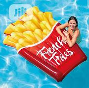 "Intex Inflatable French Fries Pool Float, 69"" X 52"" 