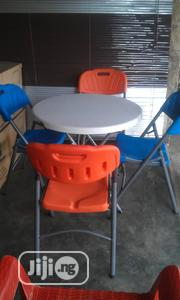 Superior Multipurpose Set of Round Table Chairs | Furniture for sale in Lagos State, Ojo