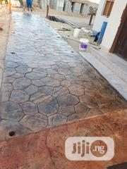 Concrete Stamp Floor Installation | Cleaning Services for sale in Lagos State, Lekki Phase 1